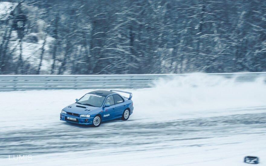"""""""Nemunring Winter Games"""" etapas ant ledo ir sniego"""