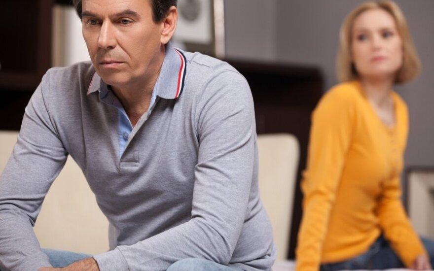 Kodėl vyrus žlugdo jų žmonų sėkmė?