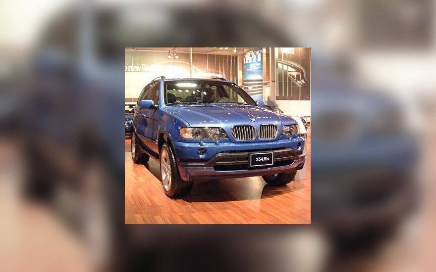 BMW X5 automobilis