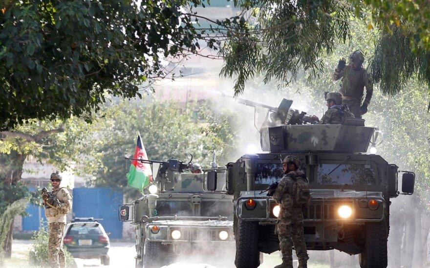 Rytų Afganistane vyriausybiniame pastate susisprogdino mirtininkas