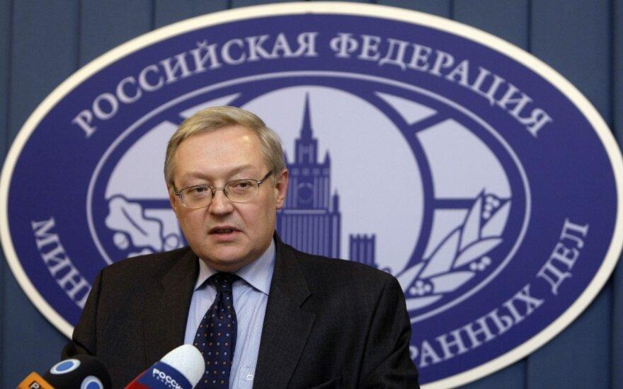 Rusija: JAV visiškai atsakingos už ginklų sutarties žlugimą