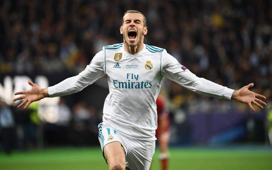 Garethas Bale'as