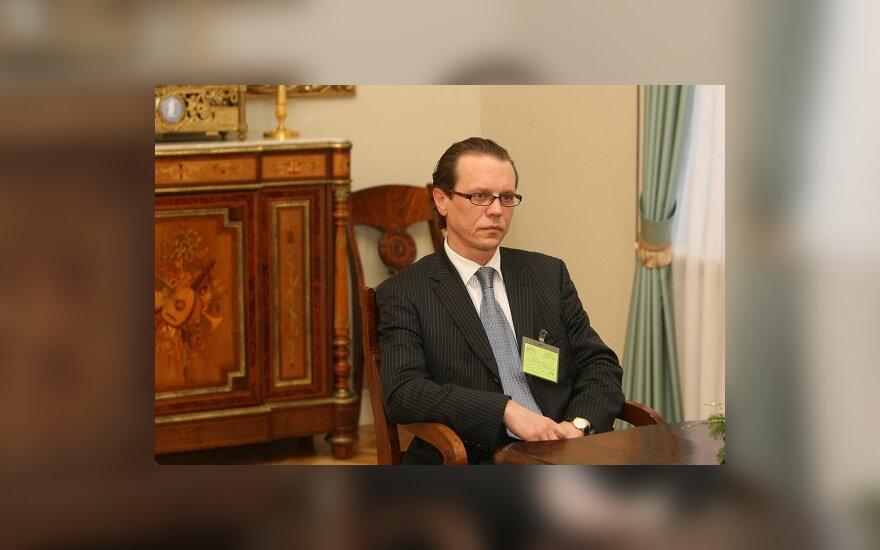 Interpeliacijos A.Šemetai tekstas - jau parengtas (atnaujinta)