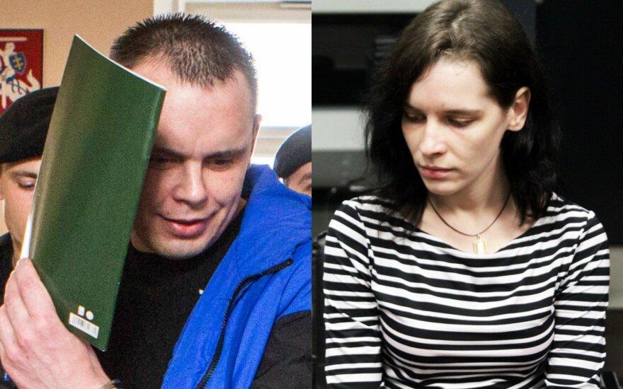 Nerijus Kalaušis, Monika Kaziukaitytė