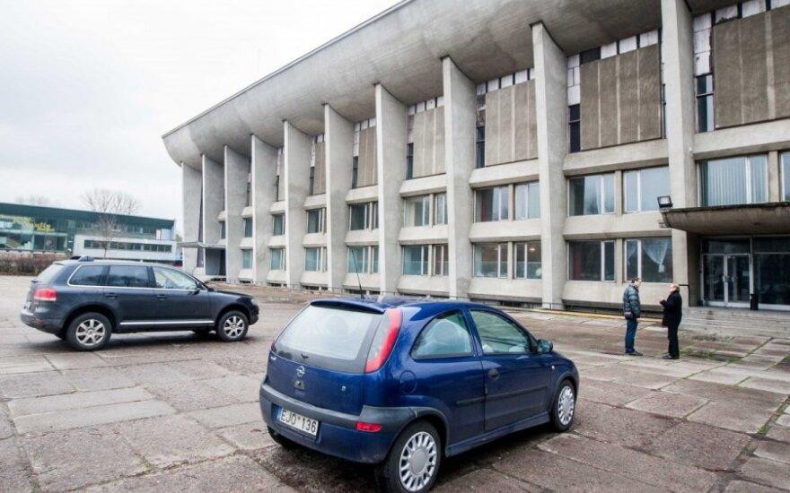 Buvusio Vilniaus atviro baseino vietoje ketinama statyti viešbutį