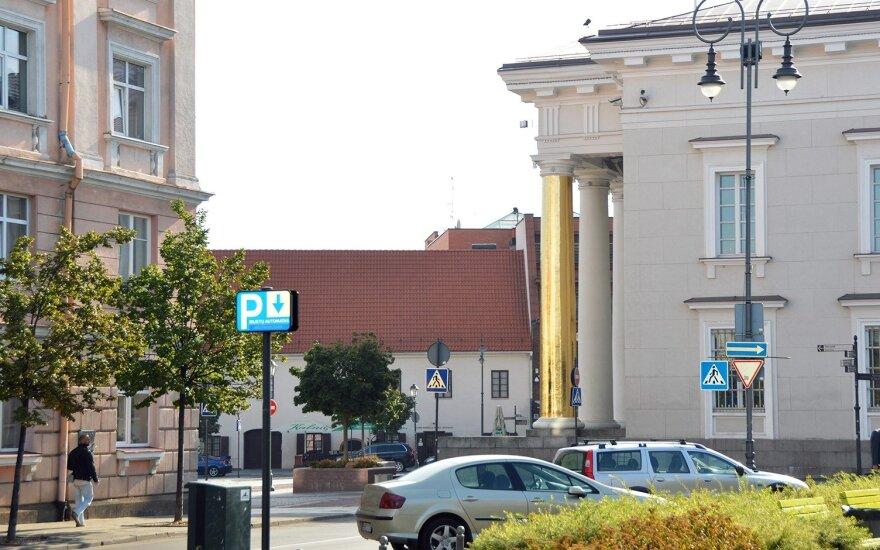 Pristatomi pasiūlymai, kaip įamžinti Vilniaus Didžiąją sinagogą