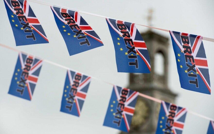 Prieš Jungtinės Karalystės referendumą ES šalininkai lenkia euroskeptikus