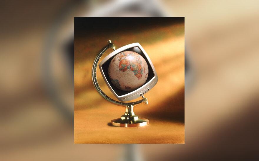 Gaublys - televizorius, televizija, media