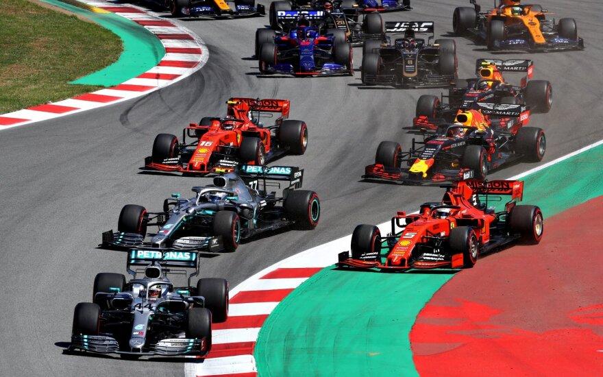 Formulės-1 lenktynės