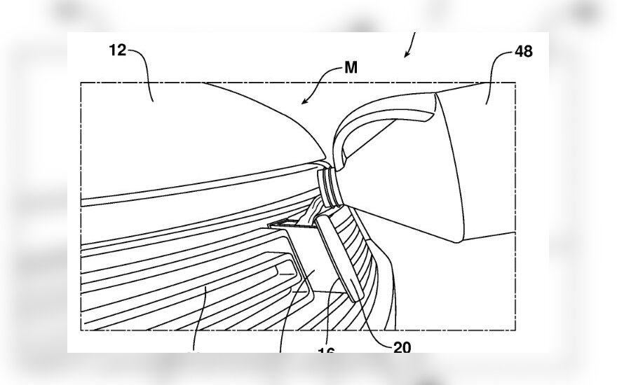 """Ford"" patentas"
