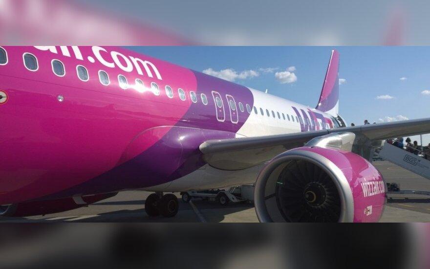 Neatskridus lėktuvui lietuvaičiai 16 val. užstrigo Nyderlanduose