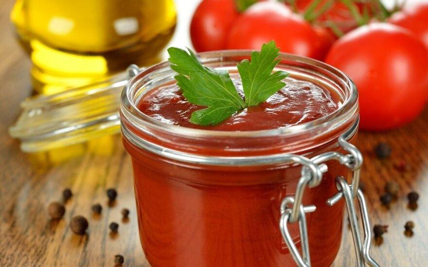 5 skirtumai tarp pomidorų padažo ir kečupo
