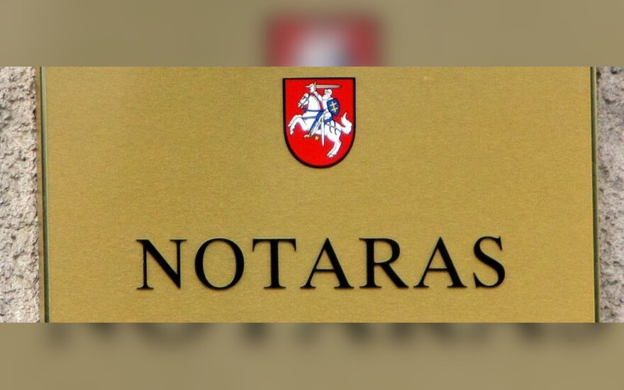 Lithuanian notaries fined thousands of euros for cartel agreement