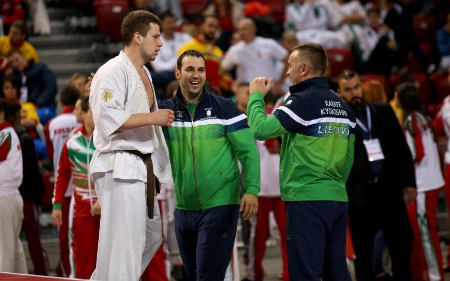 Eventas Gužauskas, Lukas Kubilius ir Vladimiras Silvaško