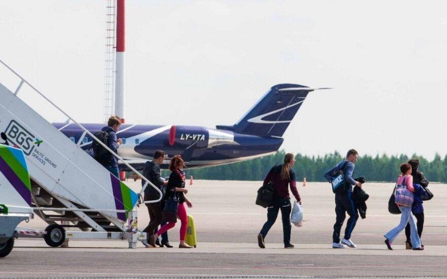 Europoje pigs lėktuvų bilietai ir trumpės laikas kelyje