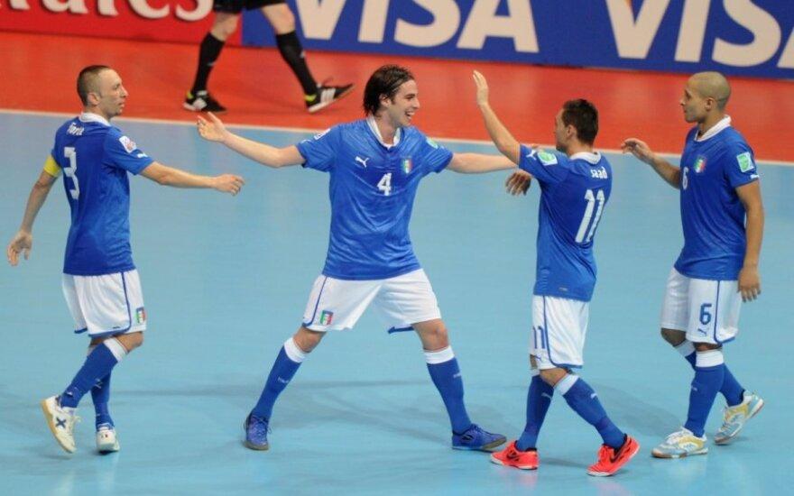 Italijos salė futbolo rinktinė