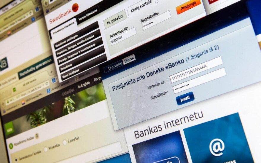 Valdžia užsimojo laisvai sekti visų bankų sąskaitas