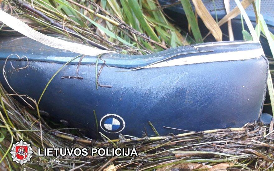 Vilniaus policija kreipėsi į visuomenę: prie upės rastas jauno vyro kūnas