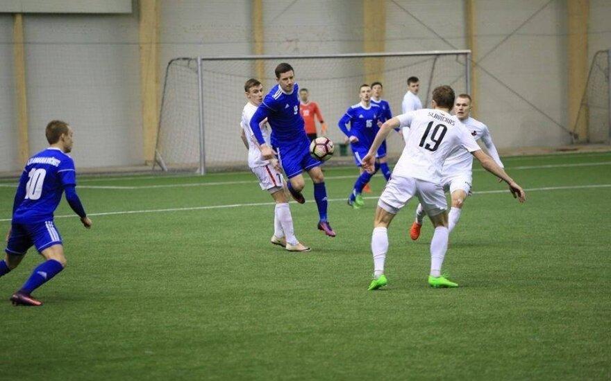 Marius Ganusauskas / Foto: fkjonava.lt