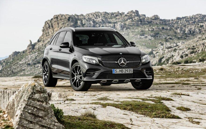 """Mercedes-AMG GLC 43 4Matic"""