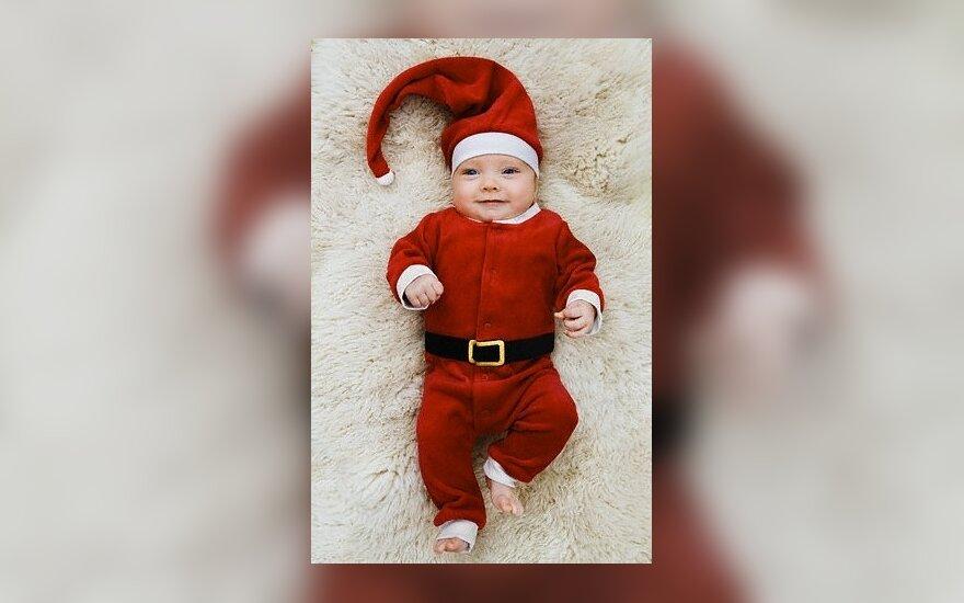 Kalėdos, kūdikis