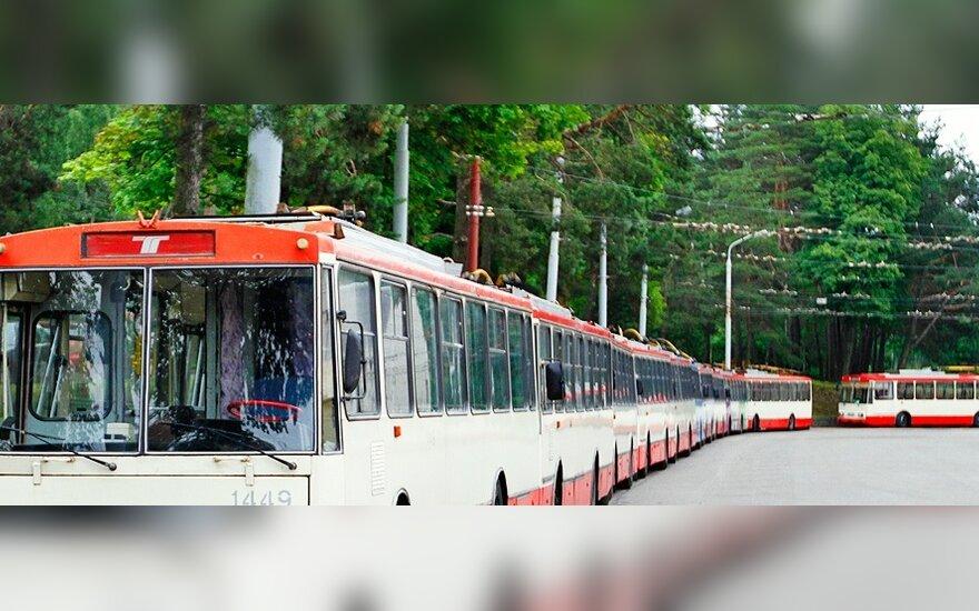 Tvankumas viešajame transporte: senoms priemonėms negalioja jokios higienos normos