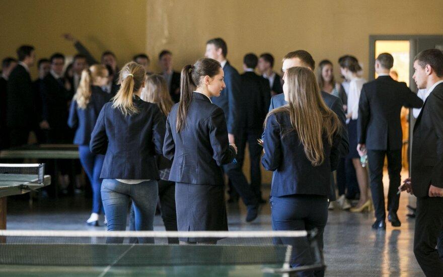 Paskelbė geriausias Lietuvos gimnazijas