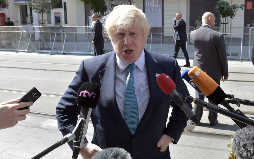 Borisas Johnsonas