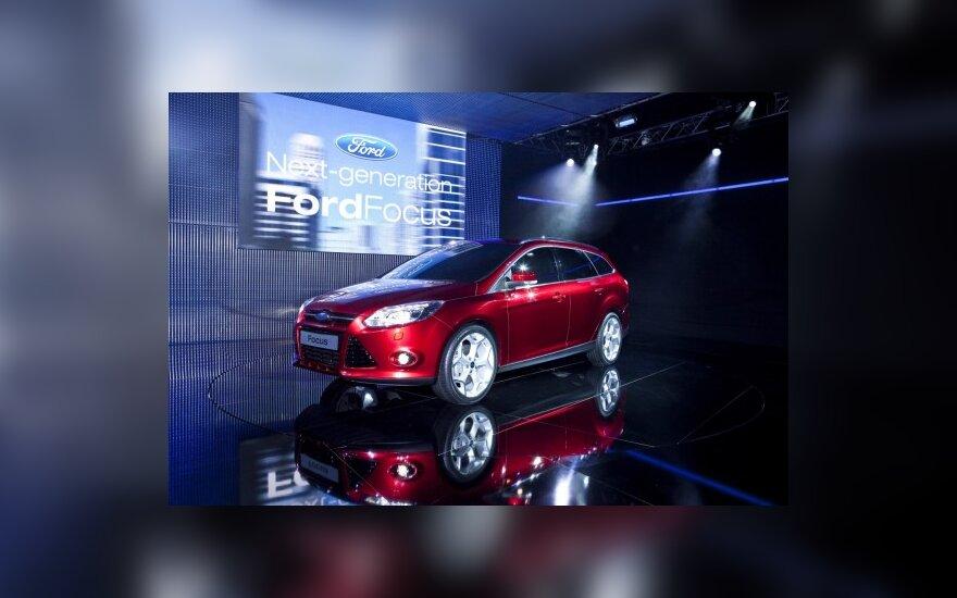 Ford Focus universalas