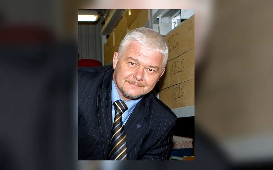 TPP deleguotas Panevėžio apskrities viršininko pavaduotojas uždarytas Vilniuje (atnaujinta)