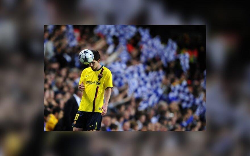 Lionelis Messi (Barcelona)