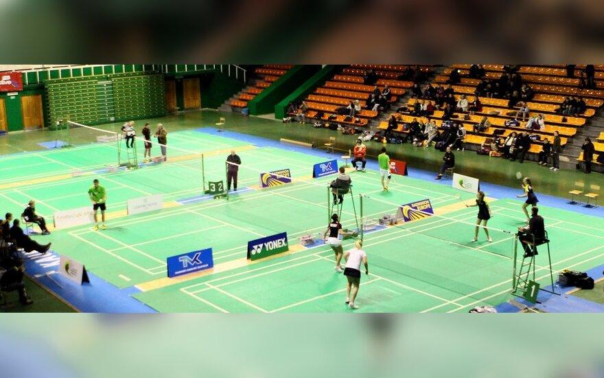 50-asis Lietuvos asmeninis badmintono čempionatas