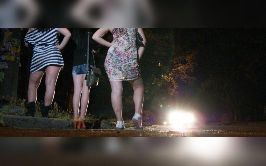 Prancūzija ryžtingai naikina prostituciją