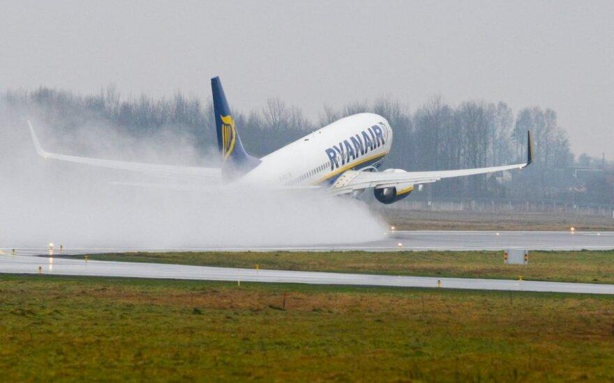 """Kaunas iki metų pabaigos žada atsiskaityti su """"Ryanair"""""""