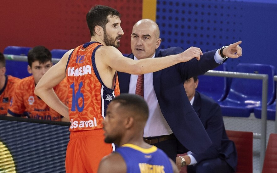 """""""Valencia Basket"""" išsikvėpė po pergalės prieš """"Barceloną"""""""
