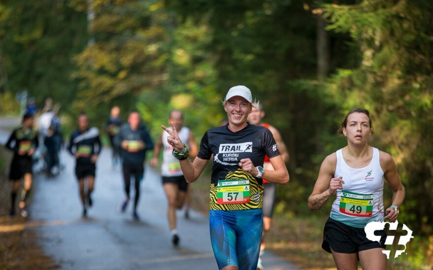 Lietuvos bėgimo taurė
