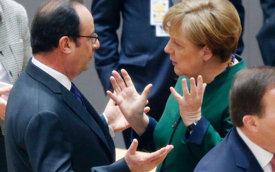 ES lyderiai nedalyvaujant britų premjerei svarsto Bendrijos ateities gaires