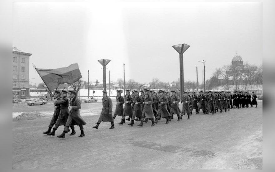 Lietuvos kariuomenės Garbės sargybos kuopa