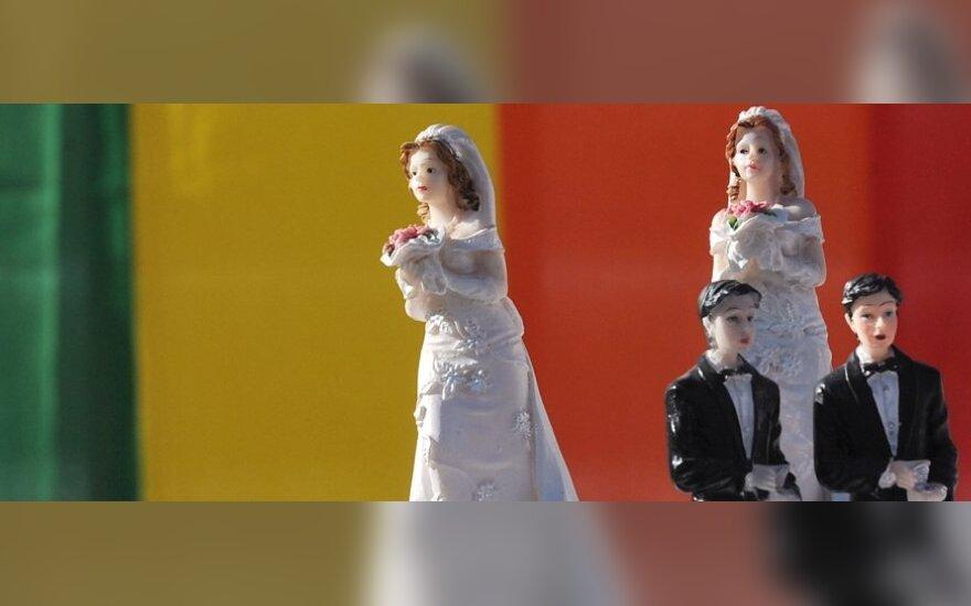 Teisininkai: KT apie homoseksualų šeimas nutarime nekalbėjo