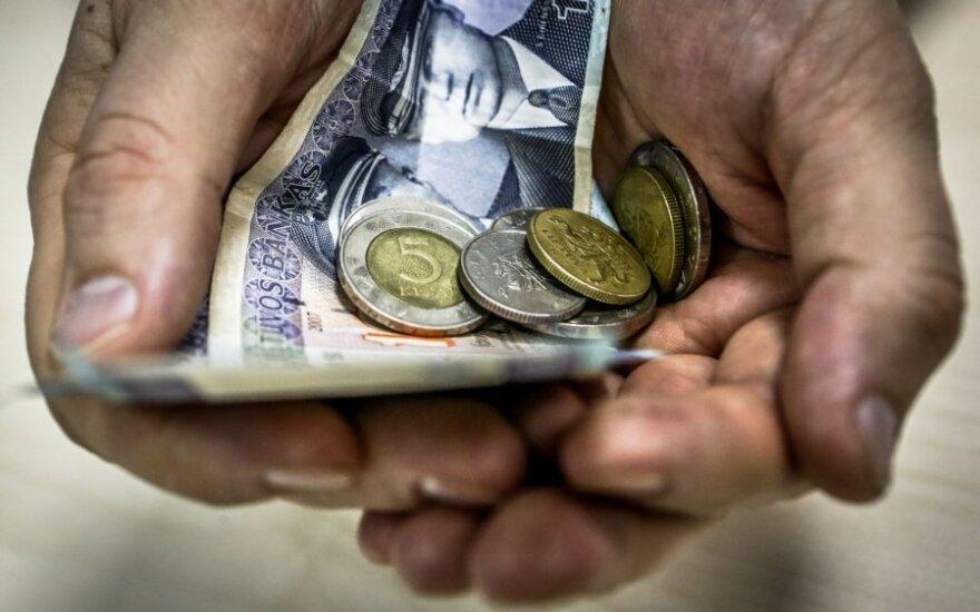 Valstybinės įmonės darbuotojai jau kelis mėnesius nebegauna algų