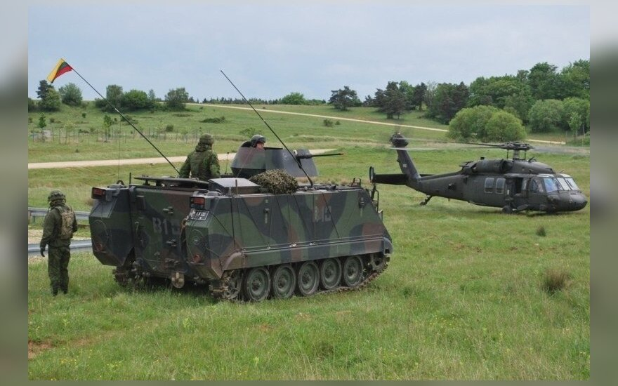 Lithuanian parliament allocates additional 130 million for national defence