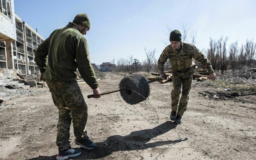 Ukrainos pajėgos Rytų Ukrainoje