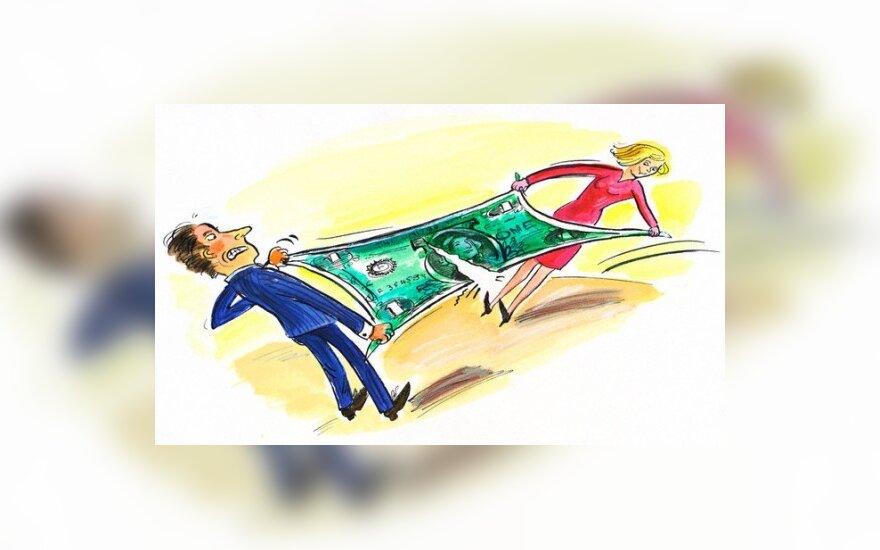 Seimo nariai mažina savo, valdininkų ir teisėjų atlyginimus
