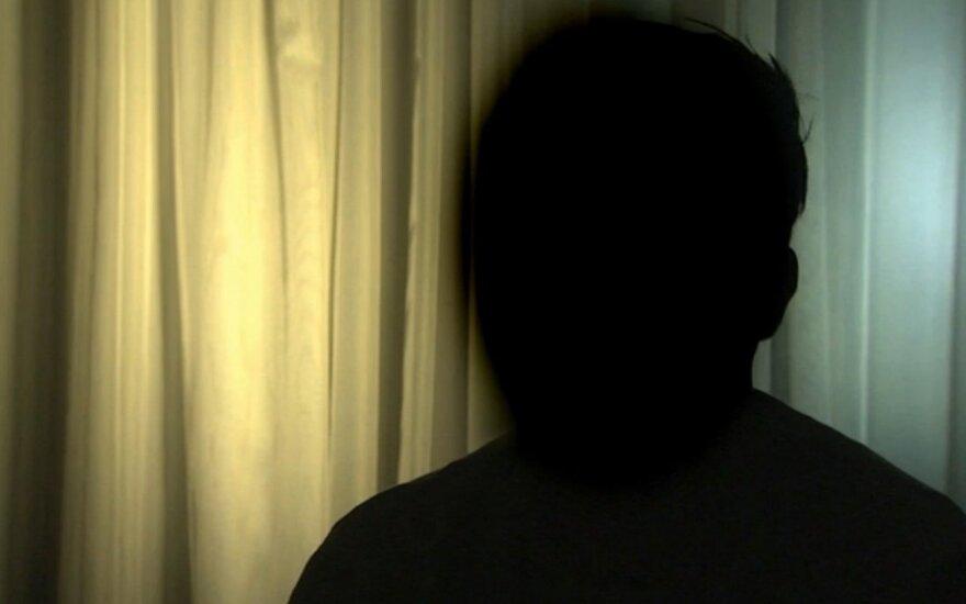 Žudiko profesionalo brolis: mane pykina pagalvojus apie tuos filmukus
