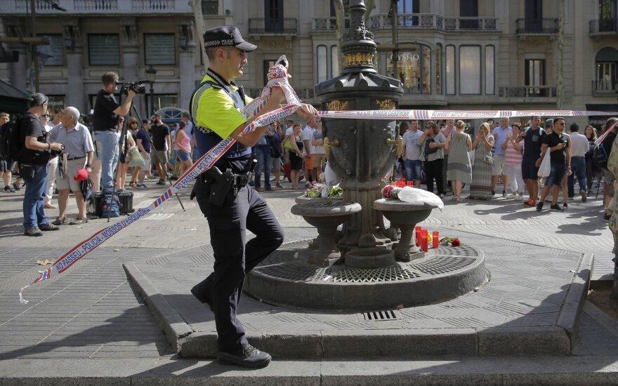 Teroras Barselonoje