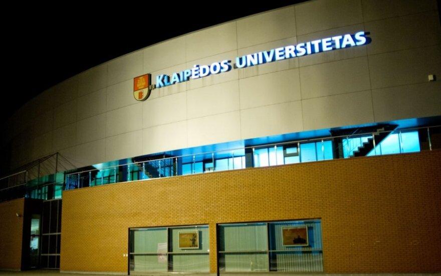 Klaipėdos universitete – naujų formų atvirų durų diena
