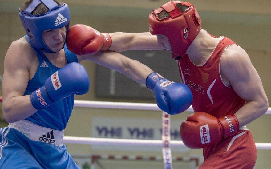 Dano Pozniako vardo bokso turnyras