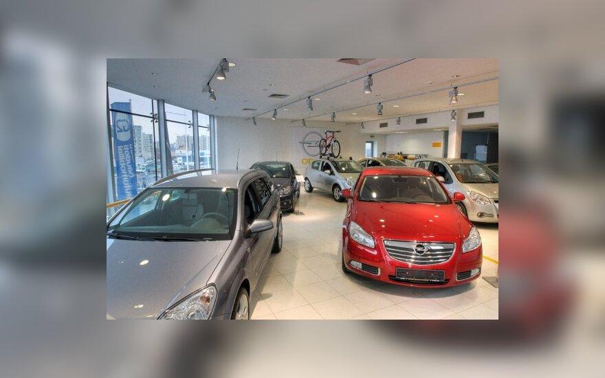 """Opel"" salonas"