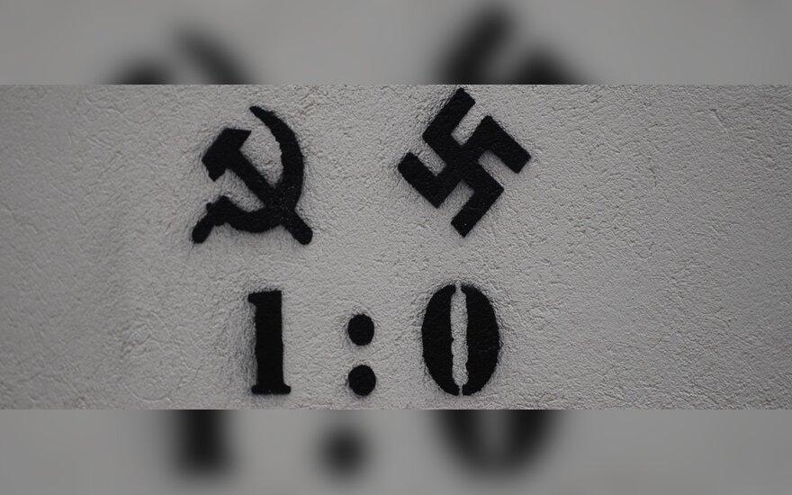 Estijos nacionalinis judėjimas: Holokaustas nublanksta prieš komunizmo nusikaltimus