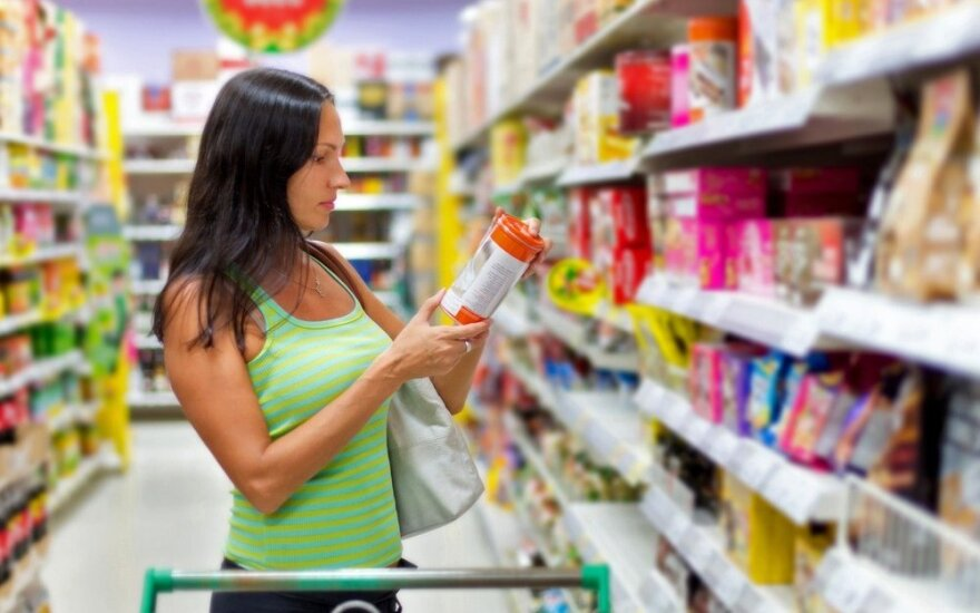 Labiausiai klaidinančios maisto etiketės